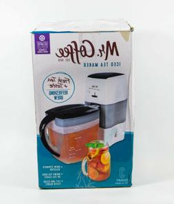 Mr Coffee Black White 3 Quart Pitcher Home Electric TM75BK I
