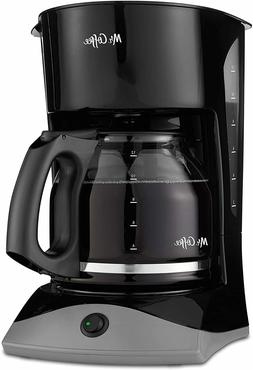 Mr. Coffee Coffeemaker Pause 'N Serve 12 Cup Black