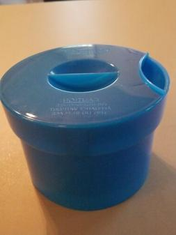 Mr. Coffee Iced Tea Maker Blue Brew Basket ONLY Replacement