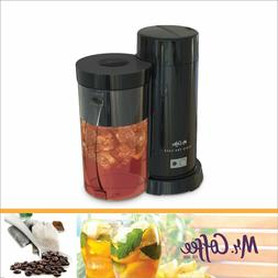 Mr. Coffee Tea and Coffee Taste Iced Perfection Maker Black