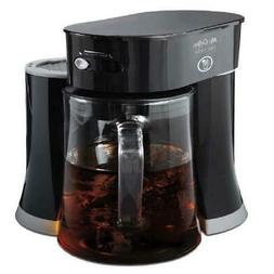 Iced Tea Maker Glass Pitcher Electric Automatic Machine Cafe