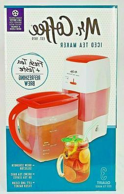 mr coffee tm75rs 3 quart tea