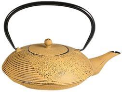 Adagio Teas 34 oz. Nagoya Cast Iron Teapot