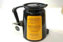 NEW Keurig 2.0 K-Carafe thermal black hot coffee pitcher wit