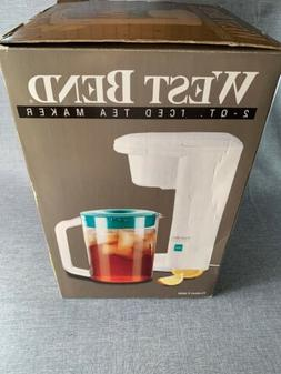 New West Bend 2-Qt. Iced Tea Maker #6050