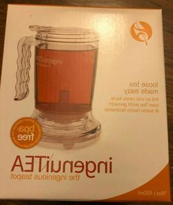 NEW ADAGIO Loose Tea 16 oz. ingenuiTEA Bottom Dispensing Tea