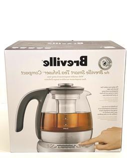 NEW Breville BTM500 Smart Tea Infuser Compact, Brushed Stain