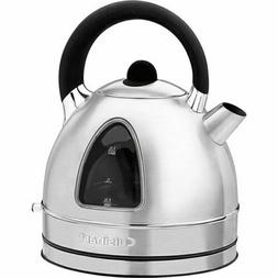 NEW CUISINART Cordless Stainless Steel Electric KETTLE - DK-