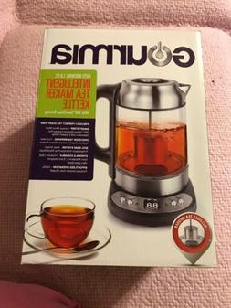 NEW Gourmia Intellligent Tea Maker Kettle GDK290