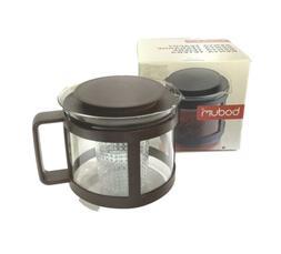 NEW ~ BODUM Kenya Tea Maker TeaPot in Original Box 51 oz