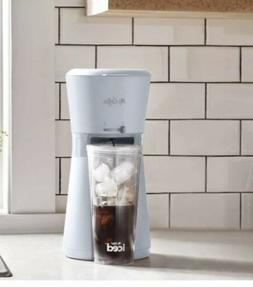 NEW! Mr. Coffee Iced Coffee Maker with Tumbler and Coffee Fi