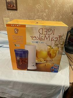 MR COFFEE ICED TEA Maker 2 Quart New in Original Box