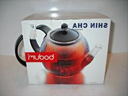 Bodum New Shin Cha New Teapot with Stainless Steel Filter Te