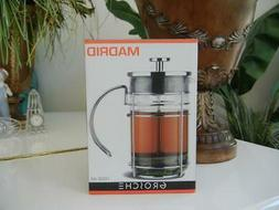 nib madrid french press coffee and tea