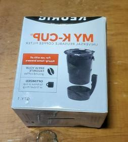 NIB Keurig My K-Cup Universal Reusable Coffee Filter Black N