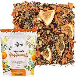 Tealyra - Orange Lemonade - Hibiscus - Eucalyptus - Lemongra