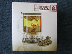Teavana Perfect Black Tea Maker Perfectea 16 Oz BRAND NEW IN
