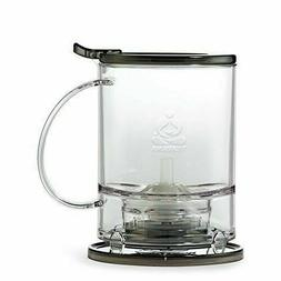 Teavana PerfecTea 16 Ounce Tea Maker - Black - With Box