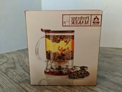 Teavana Perfectea Maker 16 oz Brews The Perfect Cup of Tea R