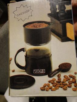 Personal Coffee Tea Maker by Enjoy Coffee Cup Filter Net Per