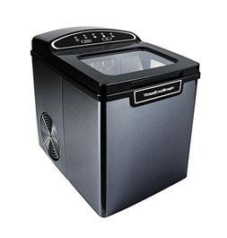 Hamilton Beach PIM-2-3A Portable Ice Maker, 26 lb. Capacity,