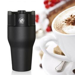 Portable Coffee Maker Mug Ground Powder Espresso Capsule Pod