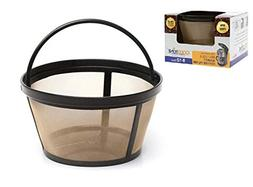 GoldTone Brand Reusable 8-12 Cup Basket Coffee Filter fits M