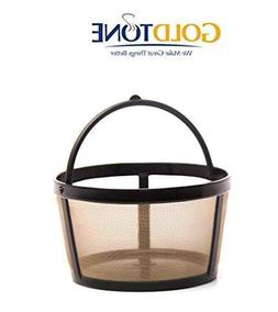 GoldTone Reusable 4 Cup Basket Mr. Coffee Replacment Coffee