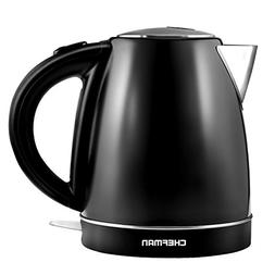 Chefman Color Changing Electric Kettle with Auto Shutoff Sta