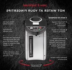 Chefman RJ16-SS 5.3L Instant Electric Hot Water Pot