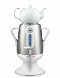 Saki Electric kettle  Samovar Tea Maker with Porcelain Tea-P