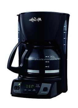 Mr. Coffee Simple Brew 5-Cup Programmable Coffee Maker with