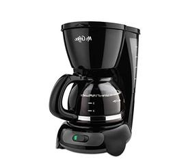 Mr. Coffee Simple Brew 4-Cup Switch Coffee Maker - Black