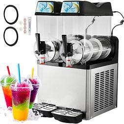 Happybuy Slushy Machine 110V Margarita Maker Frozen Drink Ma