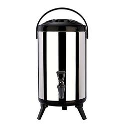 Stainless Steel Insulated Barrel Double Walled 1.59 Gallon B