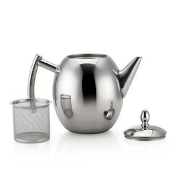 stainless steel teapot coffee tea maker drink