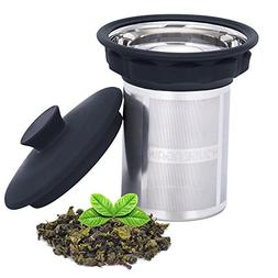 HOUSE AGAIN Tea Infuser-Truly Extra Fine Mesh Masking with I