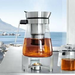Blomus Tea Maker and Warmer Set, BRAND NEW - GIFT BOX