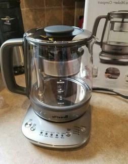 tea maker compact smoked hickory electric kettle