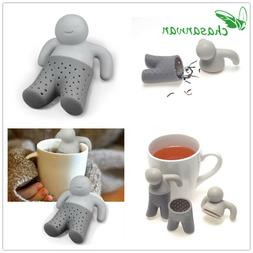 Tea Maker Soaked Food Grade Silicone Style Home Accessories