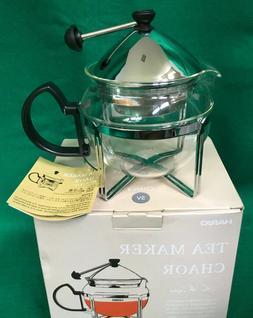 "HARIO Tea Pot ""CHAOR"" Tea Maker for 4 Cups 600 ml CHAN-4SV J"