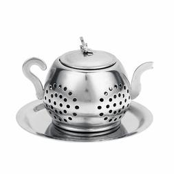 Teapot Tea Maker Stainless Steel High Quality Infusing Filte
