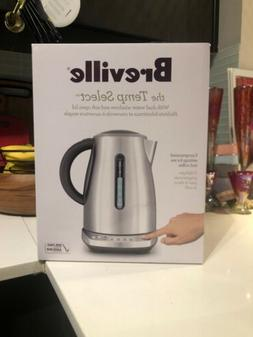 Breville the temp select electric kettle BKE720BSS NEW