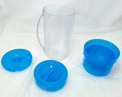 TP1 - Mr. Coffee Ice Tea Maker Plastic Pitcher, 2 QT