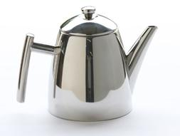 Frieling USA 18/10 SS Primo Teapot with Infuser 34oz Kitchen
