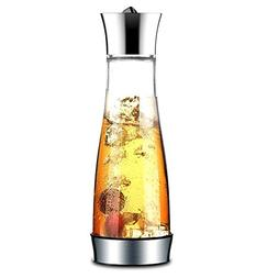 Versatile Glass Carafe, Cold Brew Coffee Maker, Elegant Life