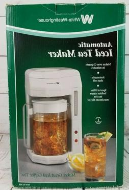 White-Westinghouse Automatic Iced Tea & Iced Coffee Maker 2