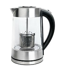 SMAL WK-0815T Tea Maker and Electric Kettle with Tea Filter
